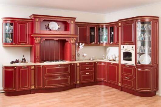 Кухня угловая «Маркиза»