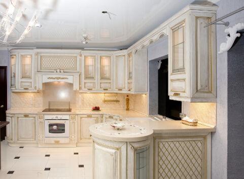 Кухня «Голди»