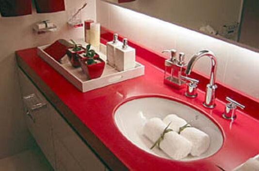 Акриловая столешница для ванной «Мечта»