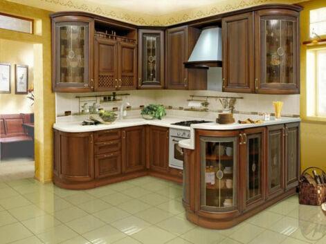 Кухня «Корица»