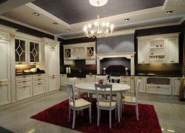 Кухня «Андромеда» белая