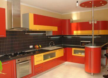 Многофункциональные кухни в Харькове, цены и фото готовых моделей