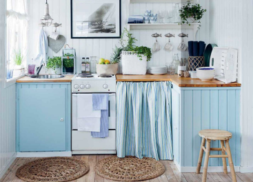 Маленькая кухня – секрет гармонии