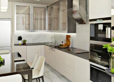 Обустраиваем кухню: секреты дизайнеров по выбору гарнитура