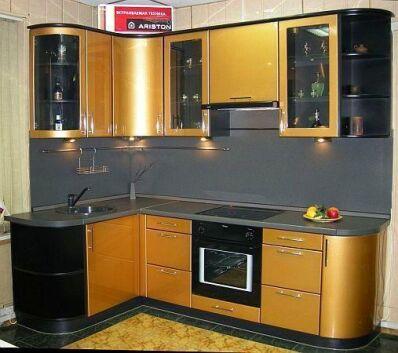Кухня МДФ «Злата»