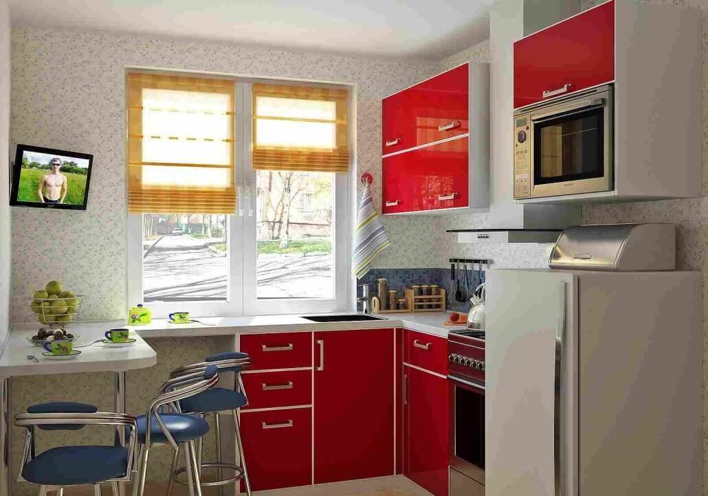 Мебель для небольшой кухни в Харькове
