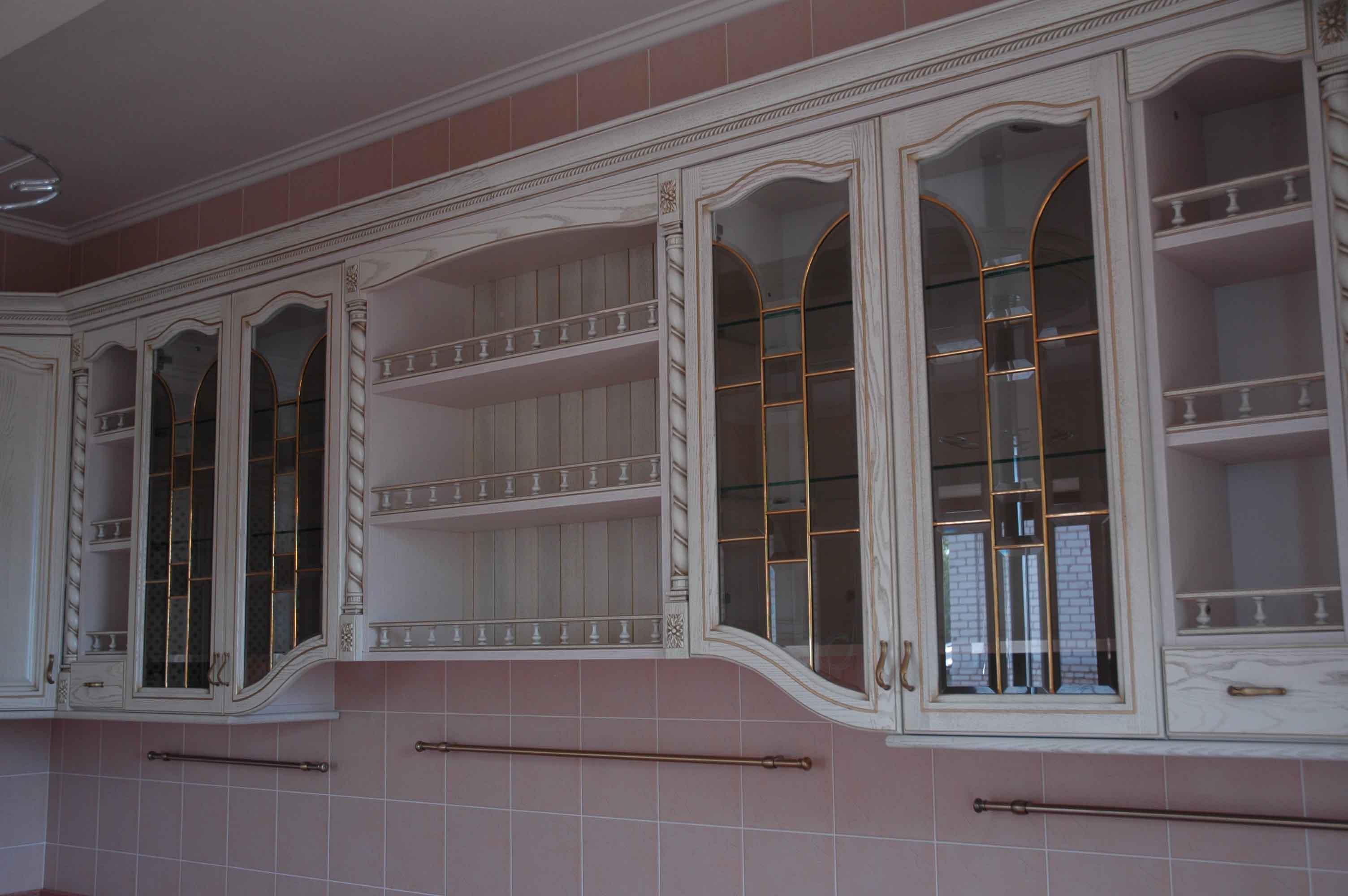 "Кухня ""Ренессанс"" фасад"