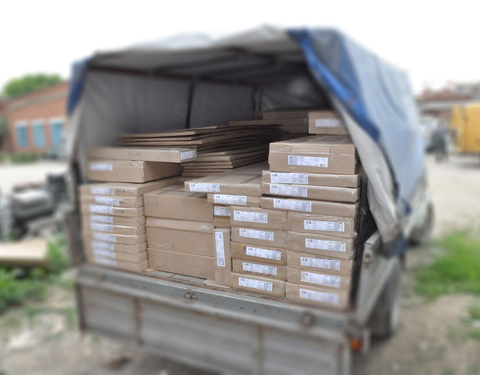 Доставка мебели в Харькове