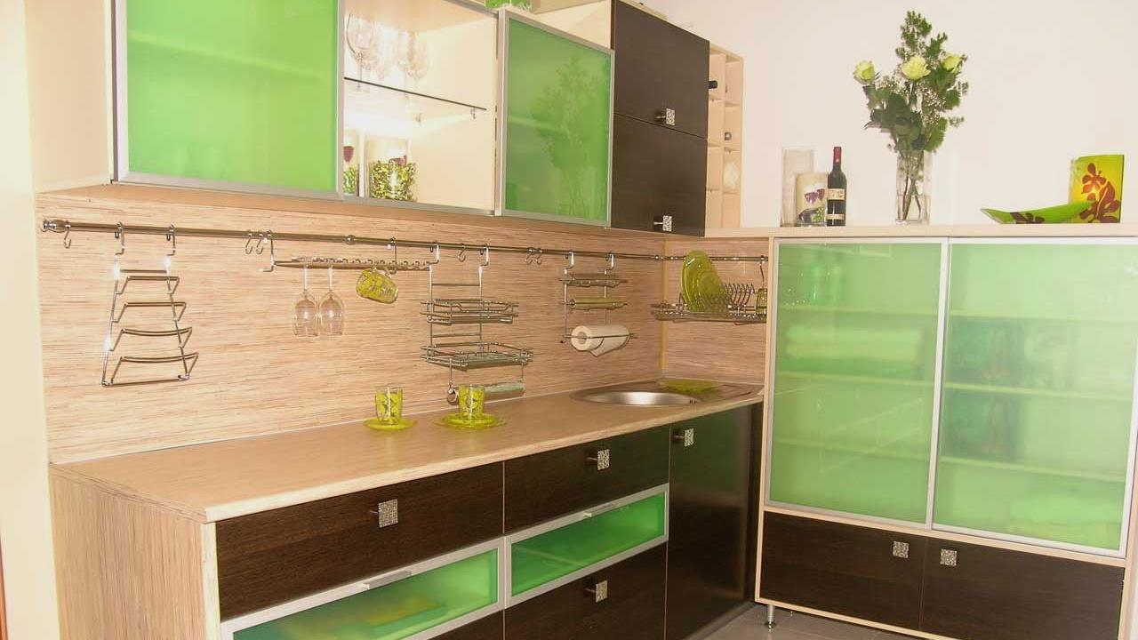 Угловые кухни в Харькове
