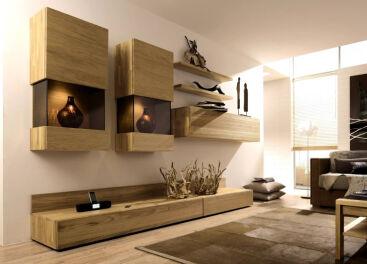 Авторская мебель из дерева от салона мебели в Харькове