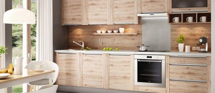 Как ухаживать за деревянной кухней