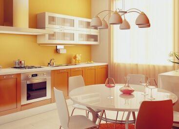 Как подобрать палитру оттенков для вашей кухни