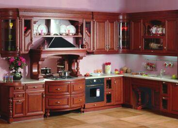 Как выбрать кухню из массива дерева