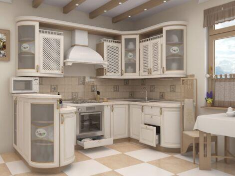 Кухня «Армада»