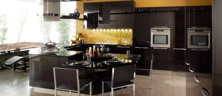 Кухня в стиле модерн: стильный и современный интерьер