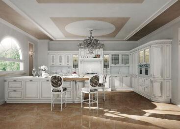 Изготовление кухонь под заказ в авторской мастерской Charter-mebel