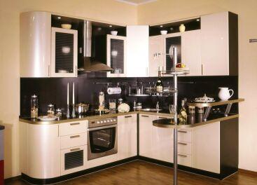 Кухня угловая «Крем»