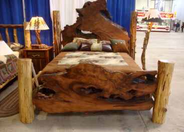 Почему стоит выбрать деревянную кровать