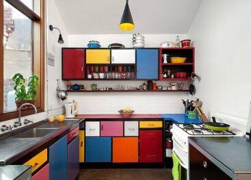 Обзор материалов для изготовления кухонь