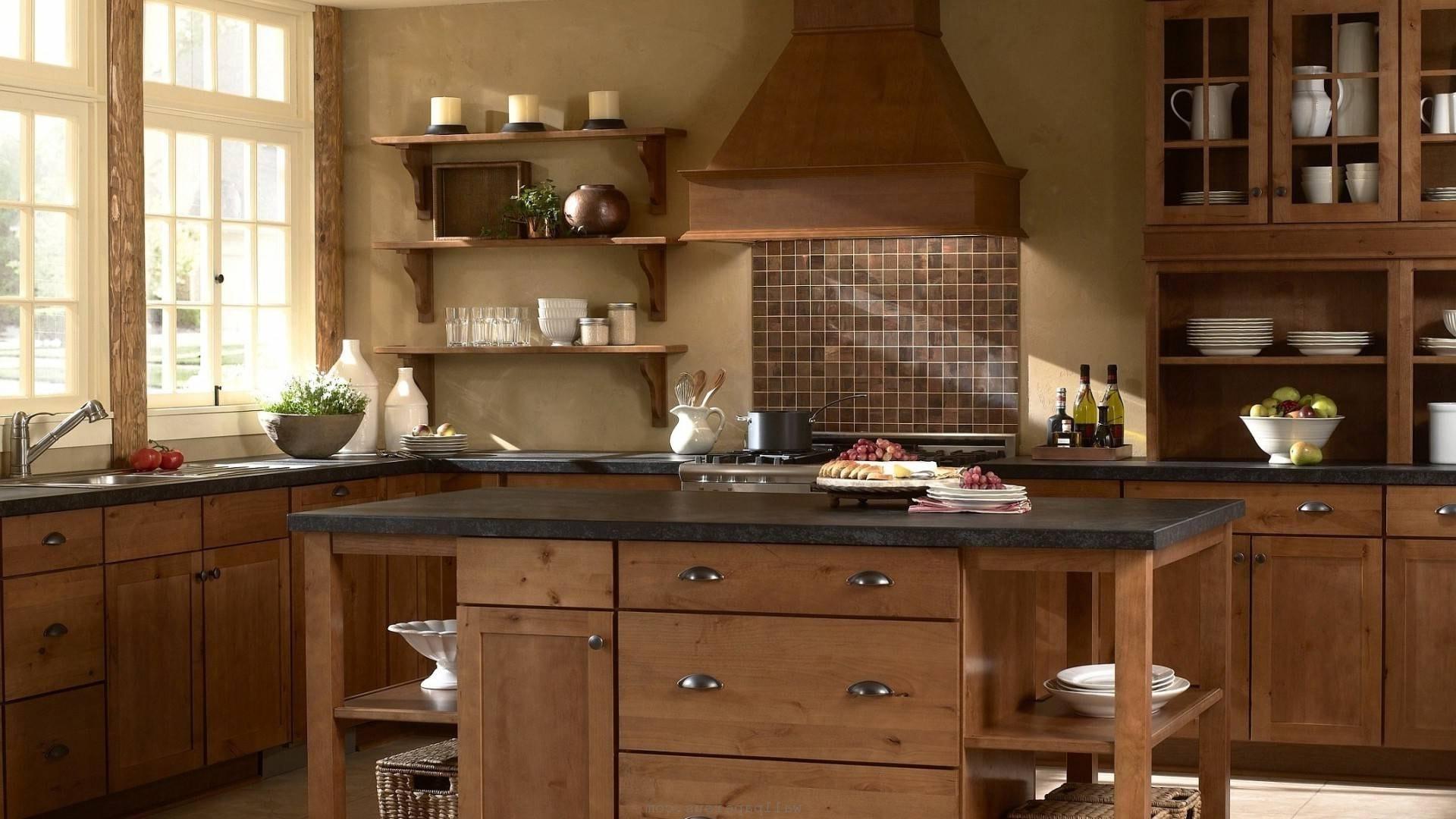 деревянная кухня Киев