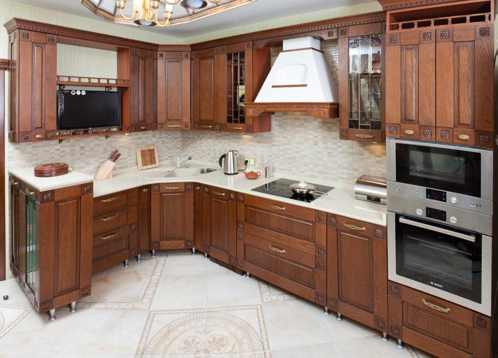 материалы для кухни