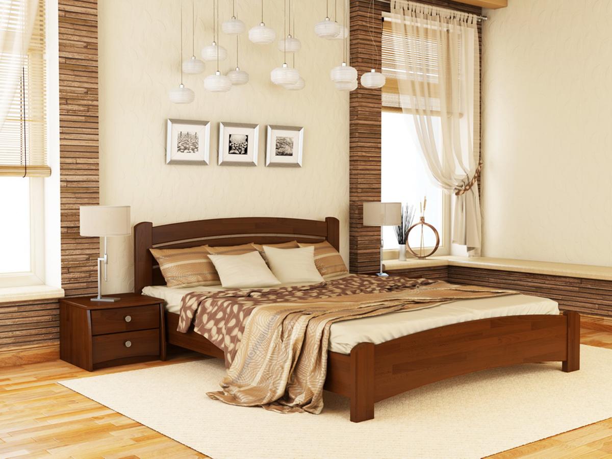 деревянная кровать в Харькове