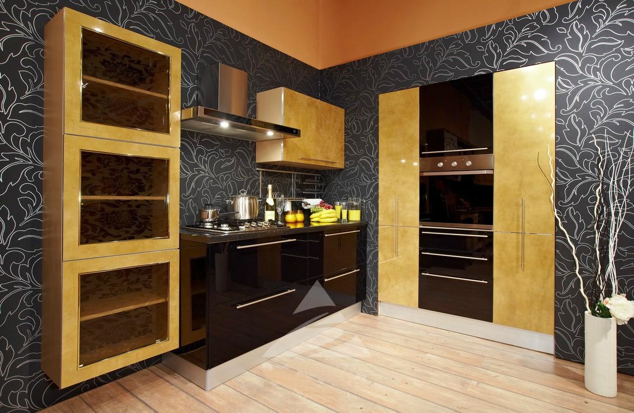 Постформинг фасад кухни