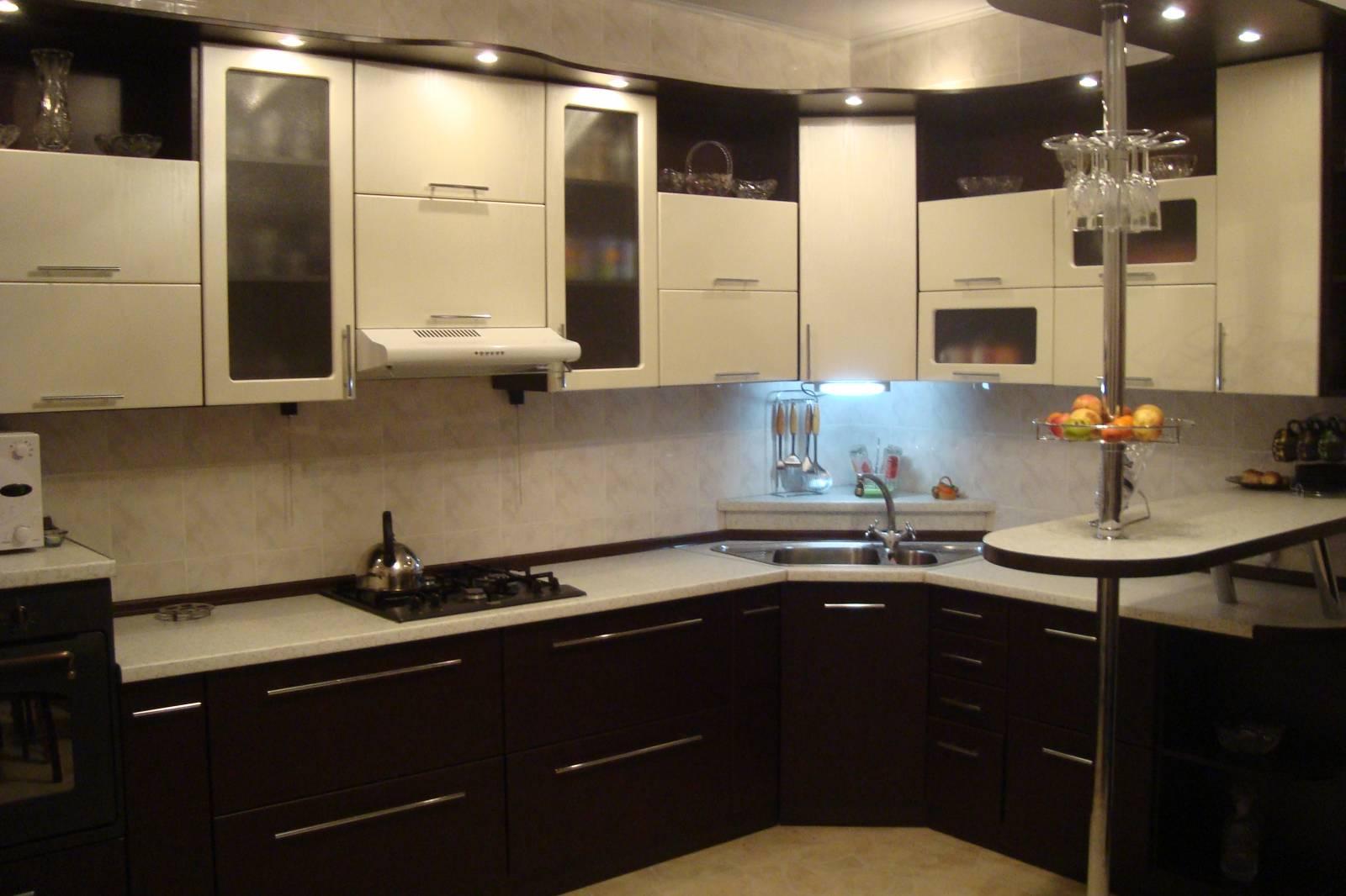 харьков угловые кухни