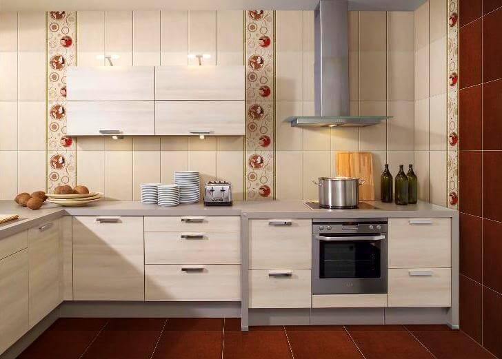 материалы для оформления кухни